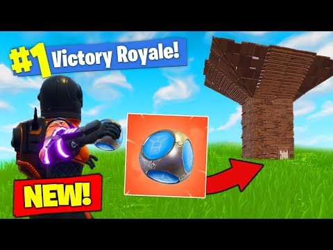 *NEW* BASE BUILDING PORT-A-FORT Comming Soon To Fortnite Battle Royale!
