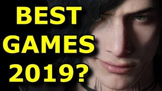 TOP 10 Most HYPED Games of 2019!!