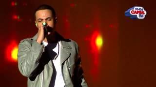 JLS - 'Hold Me Down' (Live Performance, Jingle Bell Ball 2012)