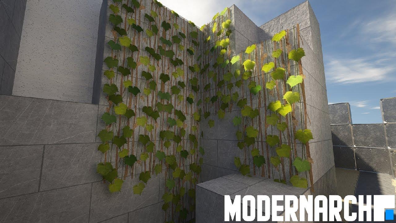 Minecraft - ModernArch R30 Showcase MINECRAFT Resource Pack