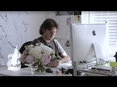 Christopher Kane Interview | In the Studio