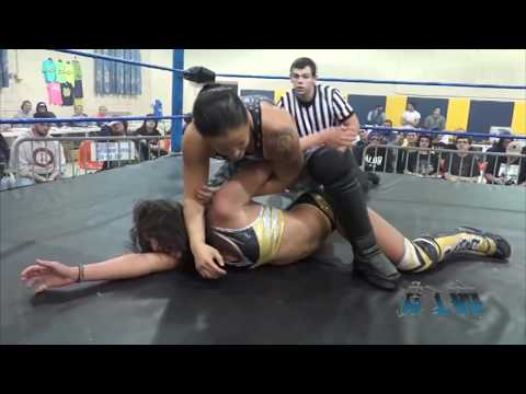 [Free Match] Shayna Baszler VS. Britt Baker - Absolute Intense Wrestling [Free Full Match]