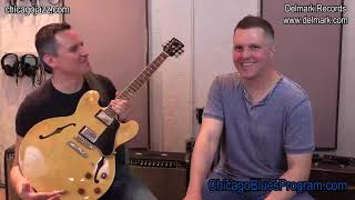 Talking Blues with Guy King -  Preview to the Chicago Blues Fest
