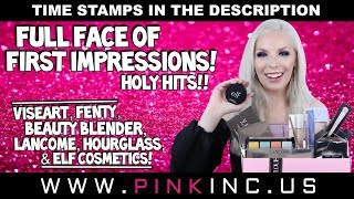 Reupload Of Full Face First Impressions Is Now Live