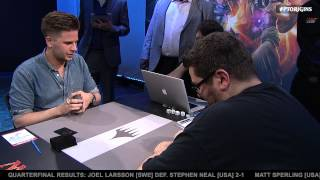 Pro Tour Magic Origins Finals: Mike Sigrist vs. Joel Larsson