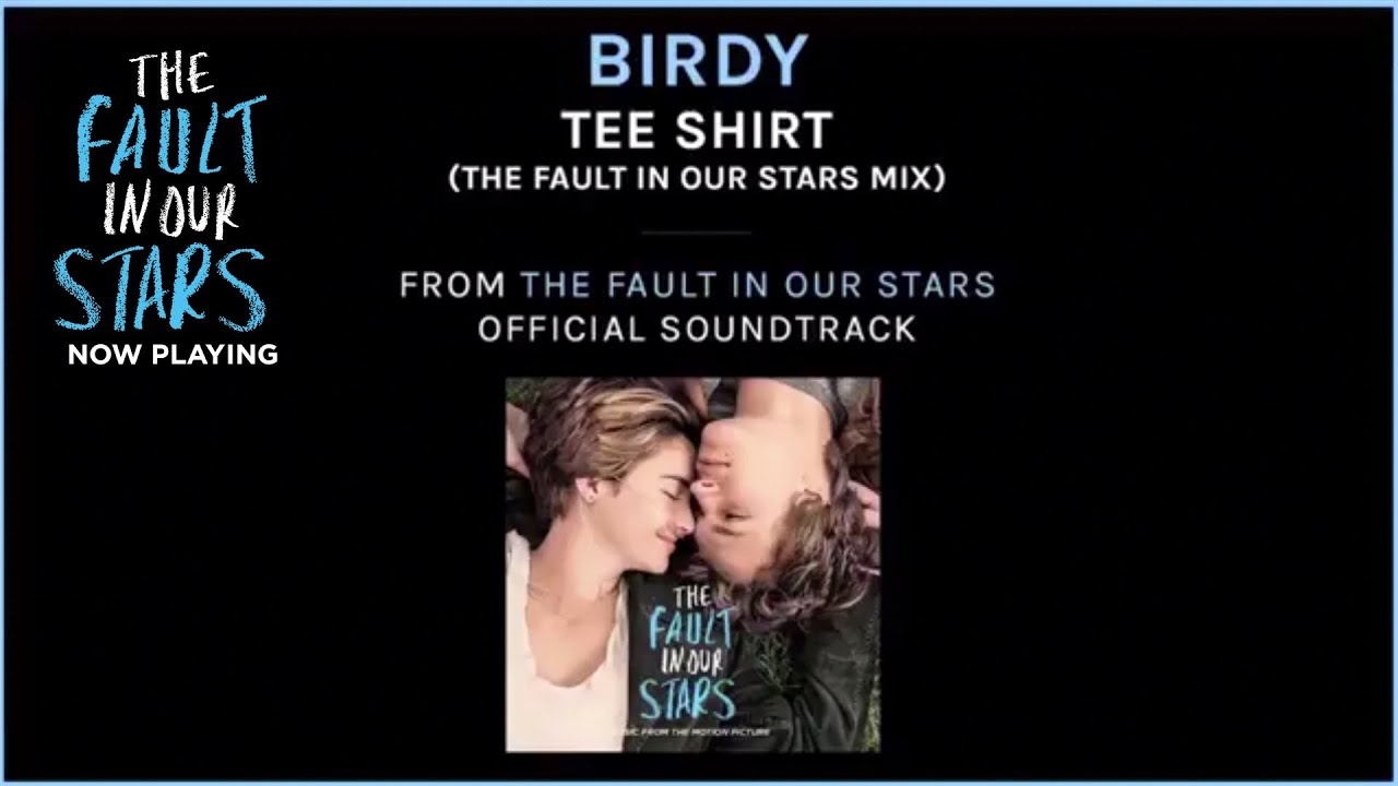 "The Fault In Our Stars - Birdy ""Tee Shirt"" [TFIOS Mix]"