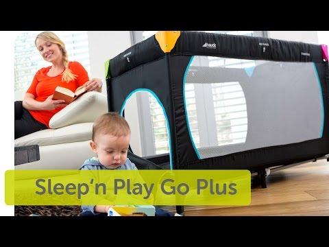 Hauck Sleep 'n Play Go Plus