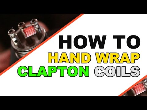 How To: Hand Wrap Clapton Coils