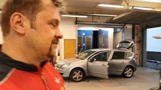 Opel Astra H. Пришло время обслужиться. Часть 7