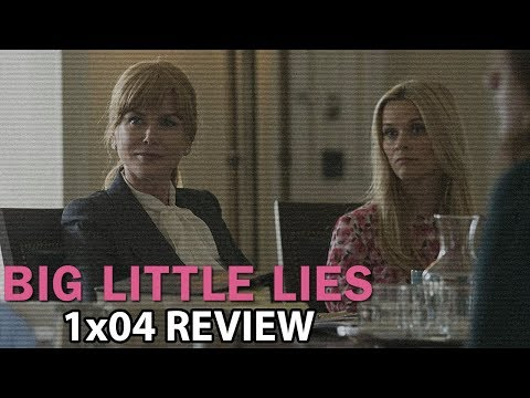 Big Little Lies Season 1 Episode 4 'Push Comes to Shove' Review
