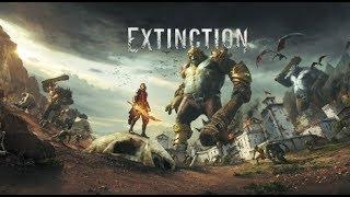 Extinction - Official Gameplay Walkthrough Demo (Devs)