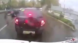 Аварии на дорогах, Подборки дтп
