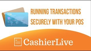 Cashier Live video