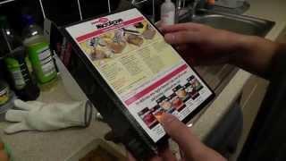 25 Year Old Microwave Cake Mix | Ashens