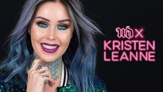 Kristen Leanne x Urban Decay Makeup Collection!!!! - Video Youtube
