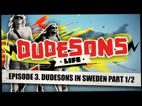 Dudesoni ve Švédsku (1. část)