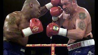Бокс. Майк Тайсон v Брайен Нильсен. (комментирует Гендлин)  Mike Tyson v Brian Nielsen