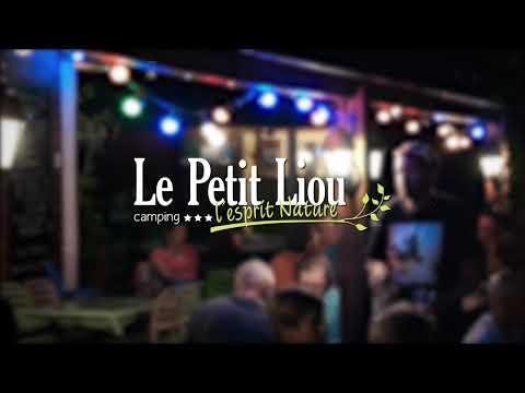 Camping Sites & Paysages le petit Liou - Restauration