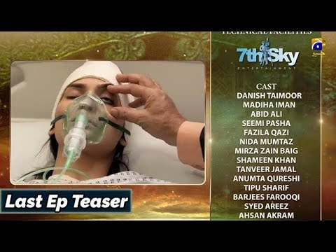 Mera Rab Waris | Last Episode 37 Teaser | HAR PAL GEO DRAMAS