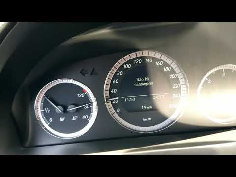 C Class W204 ABS ESP Light - смотреть онлайн на Hah Life