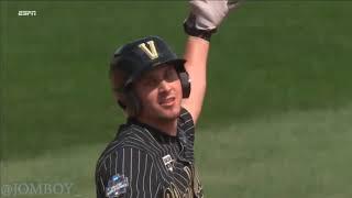 Vanderbilt beats Mississippi state in the College World Series, a breakdown