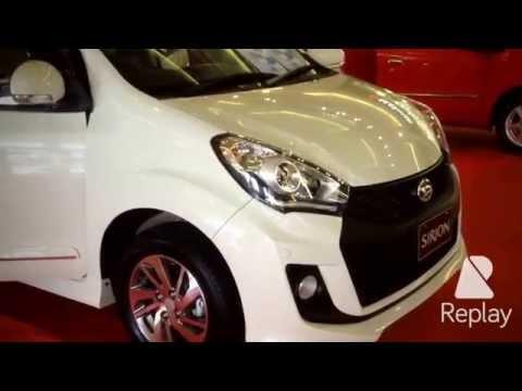 New Daihatsu SIRION