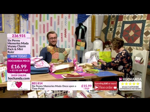 Hochanda TV - The Home of Crafts, Hobbies and Arts Live Stream