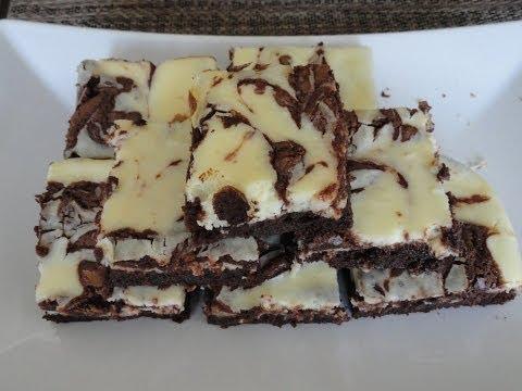 How to Make Cheesecake Brownies - Small Kitchenn