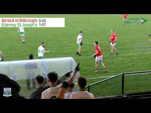 2020 Fermanagh Senior Football Championship QF - Belnaleck Art McMurroughs v Ederney St Josephs