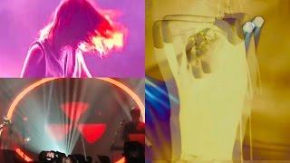 Chvrches Dead Air Music Video (unofficial) High Quality vid w/ LIVE pro audio (Austin City Limits)
