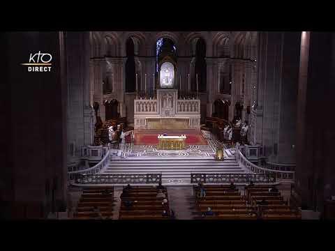 Prière du Milieu du jour du 18 février 2021 des Bénédictines du Sacré-coeur de Montmartre