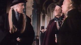 Обложка на видео - Скрудж / Рождественский гимн (1951) – цветная версия