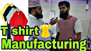 earn 150,000 per month from T shirt Manufacturing ,