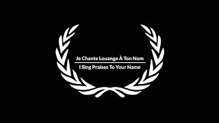 "Video thumbnail of ""Je chante louange à ton nom - Terry MacAlmon"""