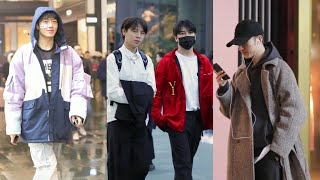 Asian Men's Street Fashion 2020