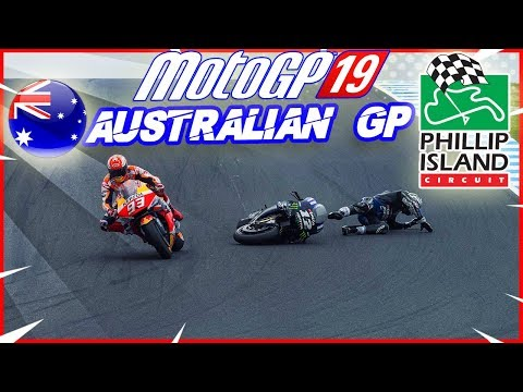 ⚡ MOTOGP 19 | PHILLIP ISLAND GP DE AUSTRALIA *CARRERAS ONLINE PC* ⚡