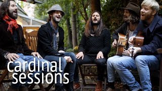 The Temperance Movement - Chinese Lanterns - CARDINAL SESSIONS