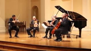 "Robert Greenberg ""Invasive Species"" Alexander String Quartet with Roger Woodward (COMPOSERS, INC.)"