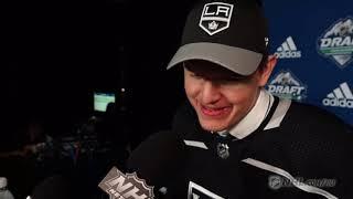 Калиев рассказал о чувствах после драфта