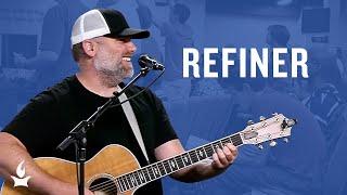 Refiner -- The Prayer Room Live Moment