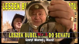 Szeryf Bubel zaczyna rozprawiać się z sitwami, spot nr 7