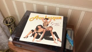 Arabesque ‎– Greatest Hits (Review Japanese 1981 Vinyl Comp)