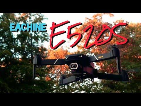 Eachine E520S: DIVERTIDO, BARATO y válido PARA TODOS LOS TELÉFONOS