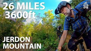 Jerdon Mountain Challenge   Fat Bikes