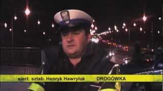 Policjanci z DROGÓWKI: Hawryluk