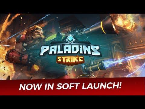 Vidéo Paladins Strike