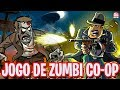 Jogo De Zumbi 2d Desenhado A M o Guns Gore amp Cannoli