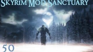 Skyrim Mod Sanctuary 50 : Halls of Dovahndor and Hunters Cabin of Riverwood