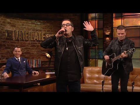 Crazy World - Aslan | The Late Late Show | RTÉ One
