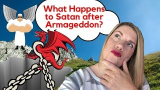Revelation 20: What Happens to Satan after the Battle of Armageddon?